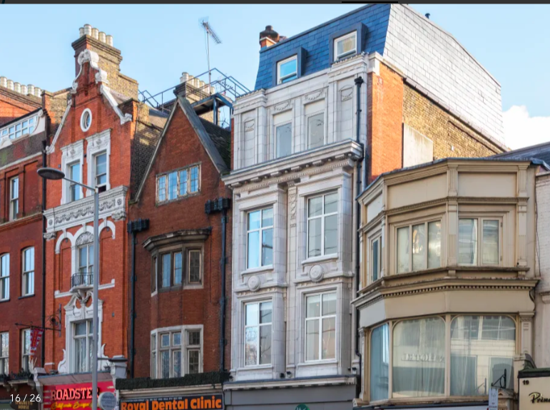 Exterior at Kensington High Street Serviced Apartments - Citybase Apartments
