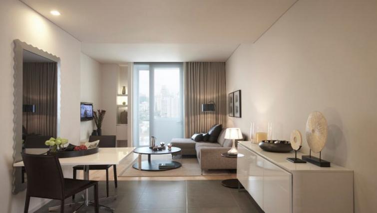 Stunning living area apartment in Somerset Sukhumvit ThonglorApartments - Citybase Apartments