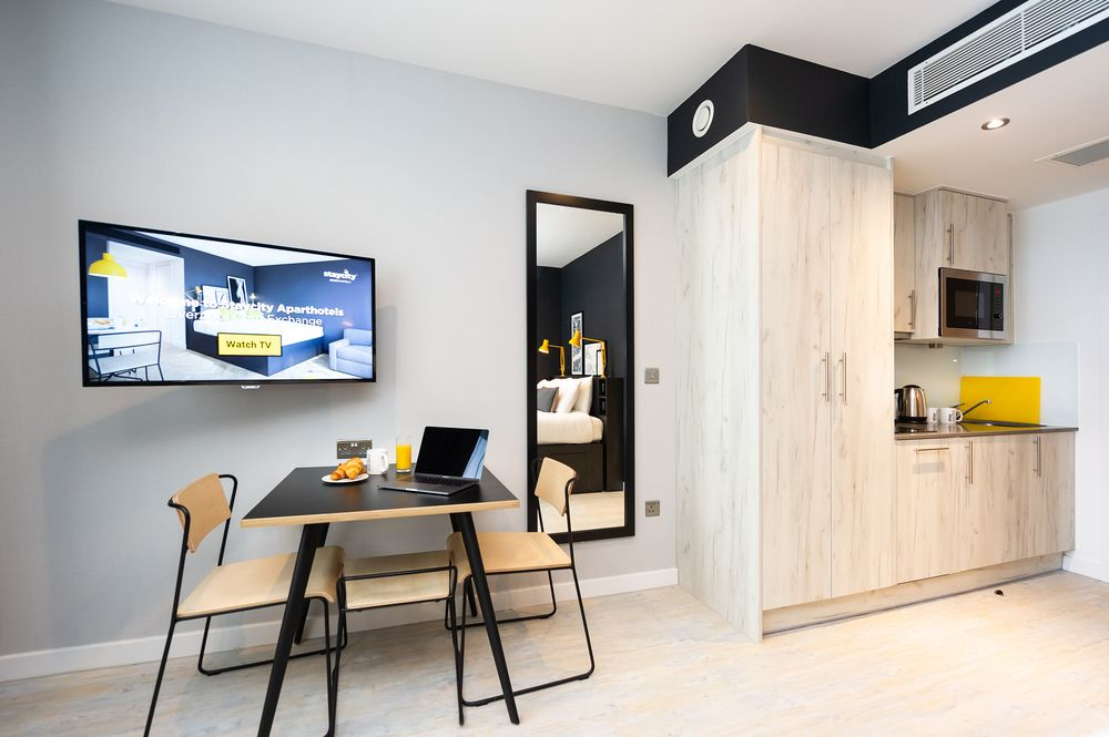 Studio apartment at Staycity Aparthotels Paris Marne La Vallee, Centre, Bailly-Romainvilliers - Citybase Apartments