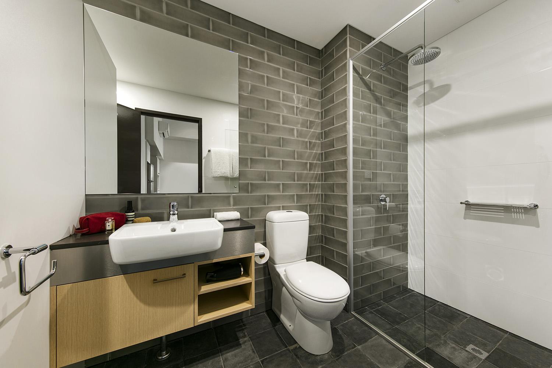 Bathroom at Quest Fremantle - Citybase Apartments