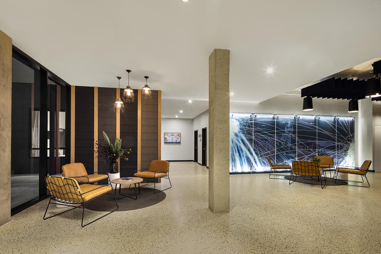 Reception area at Quest Fremantle - Citybase Apartments