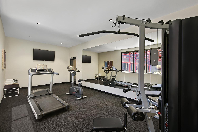 Gym at Quest Fremantle - Citybase Apartments