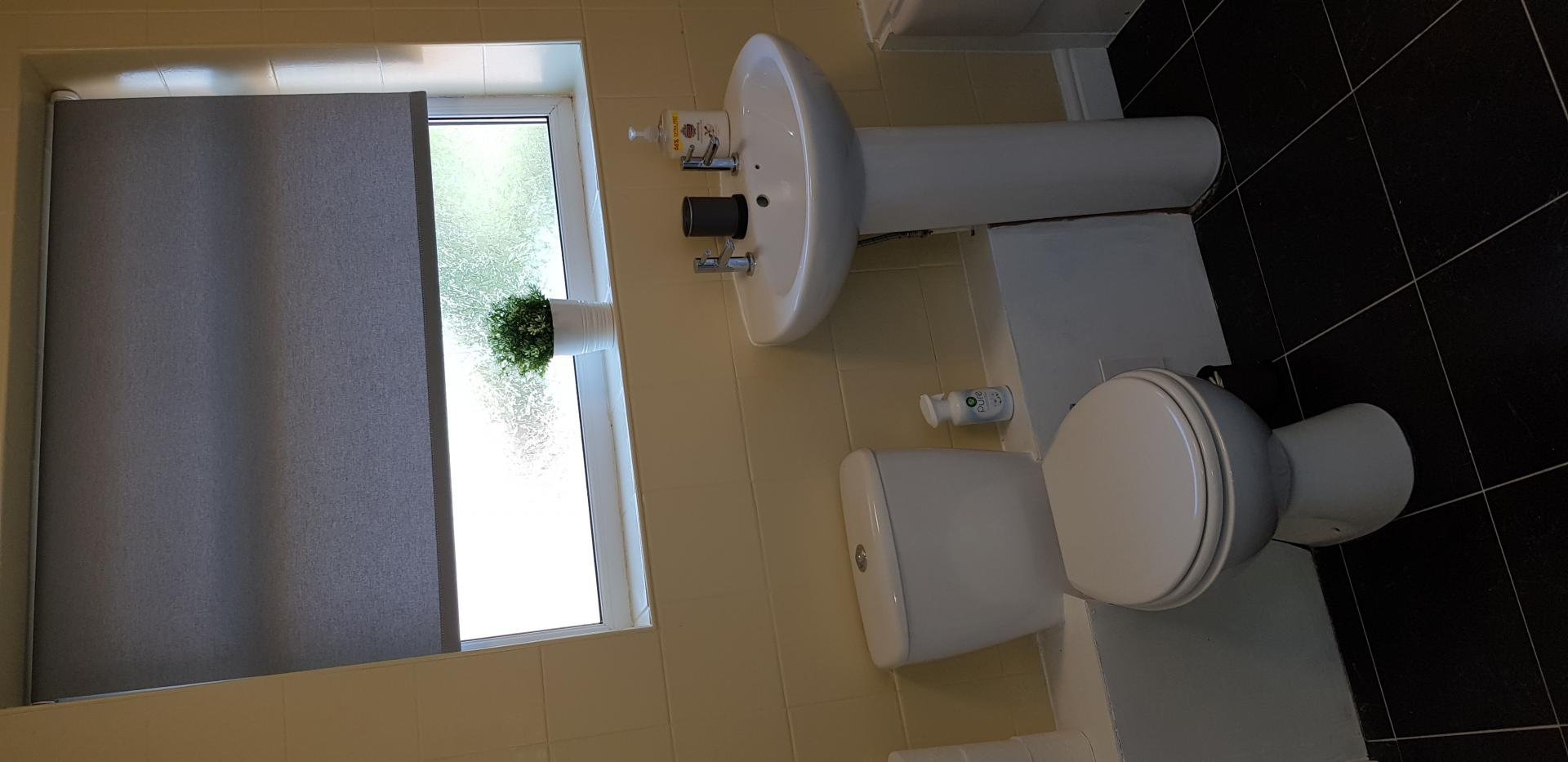 Sink at Mapelwell House - Citybase Apartments