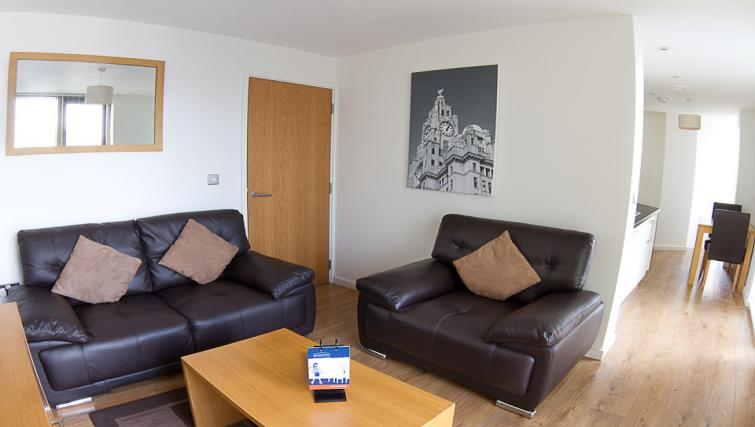 Compact living at Liverpool One Apartments - Citybase Apartments