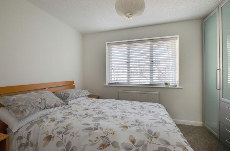 Bedroom at Pontcanna Mews - Citybase Apartments