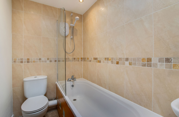 Bathroom at Pontcanna Mews - Citybase Apartments