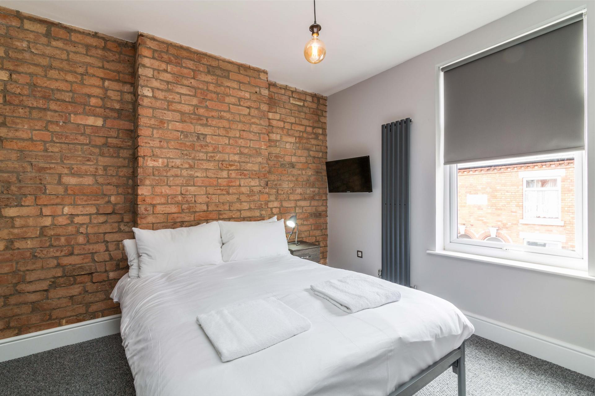 Beds at Salisbury Street House - Citybase Apartments