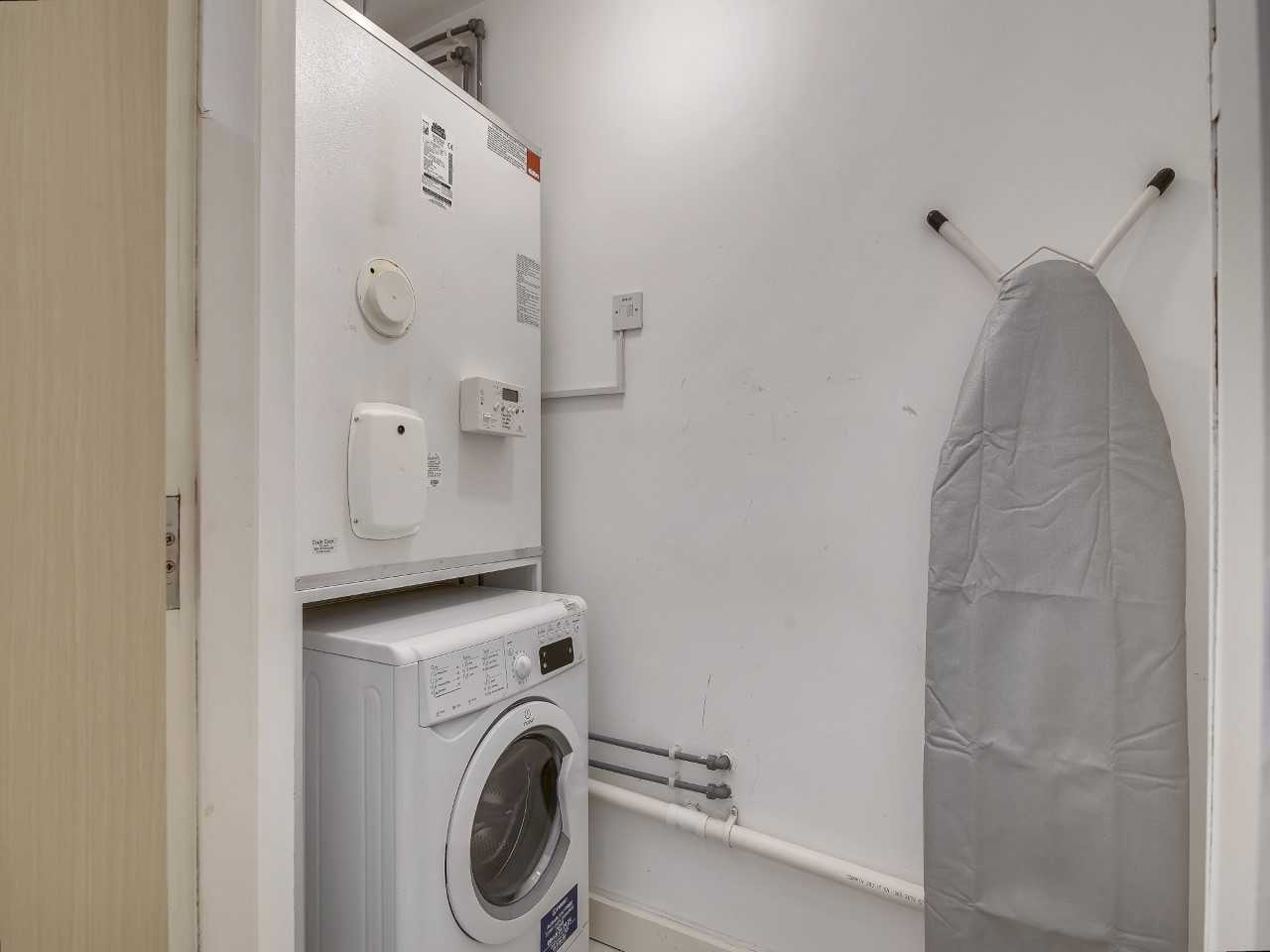 Laundry facilities at The Northern Quarters Apartments - Citybase Apartments