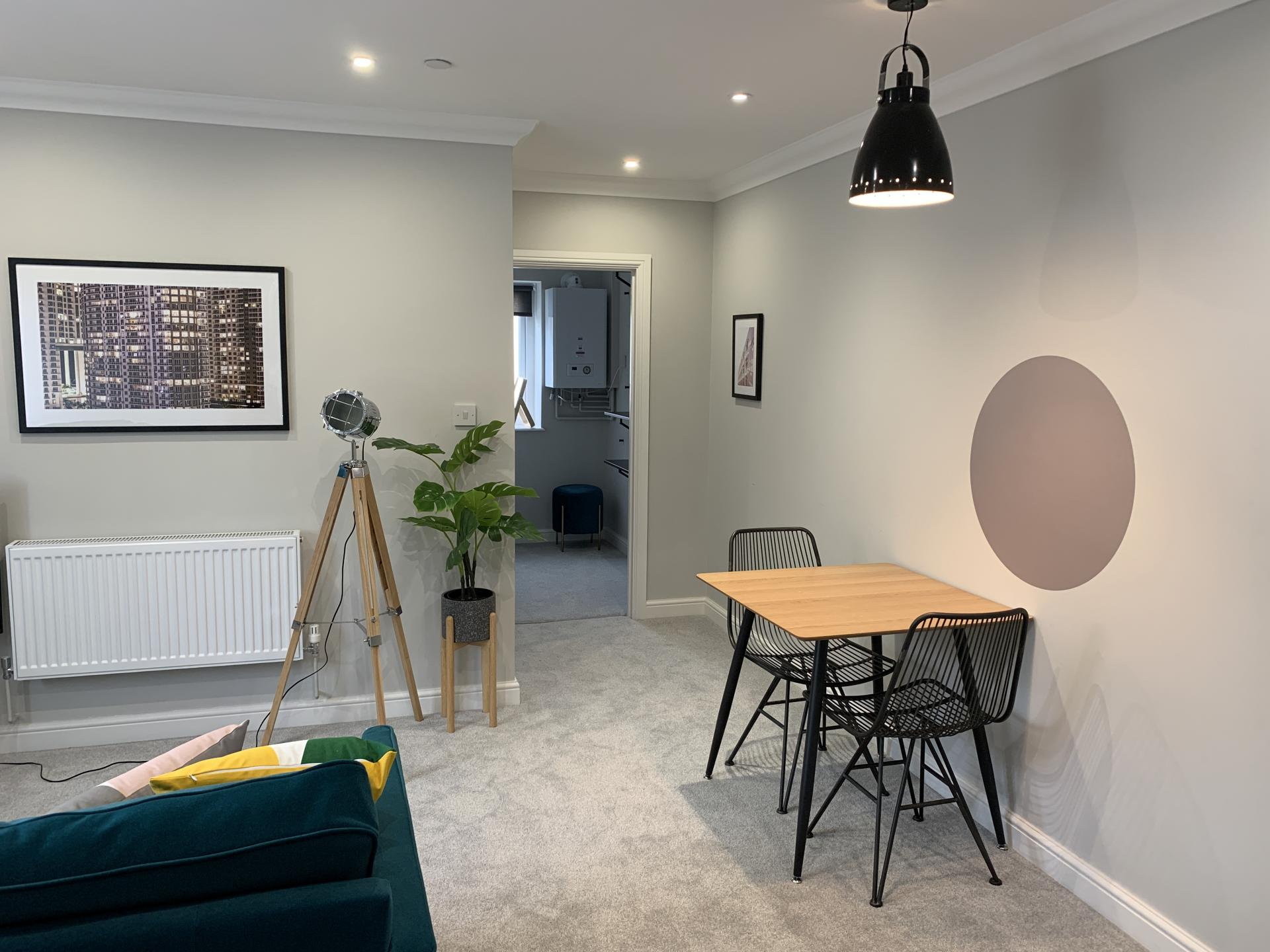 Picture at Victoria House Serviced Apartments, Victoria Park, Cardiff - Citybase Apartments