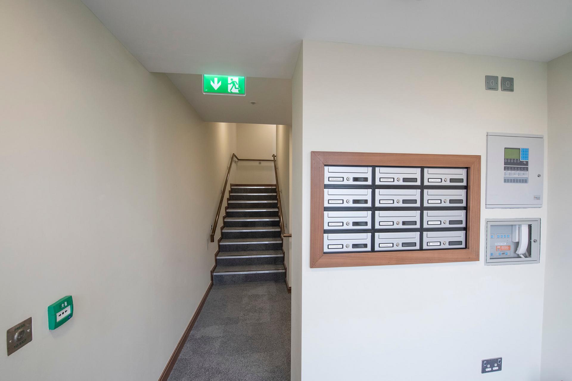 Hallway at Fernbank Apartments - Citybase Apartments