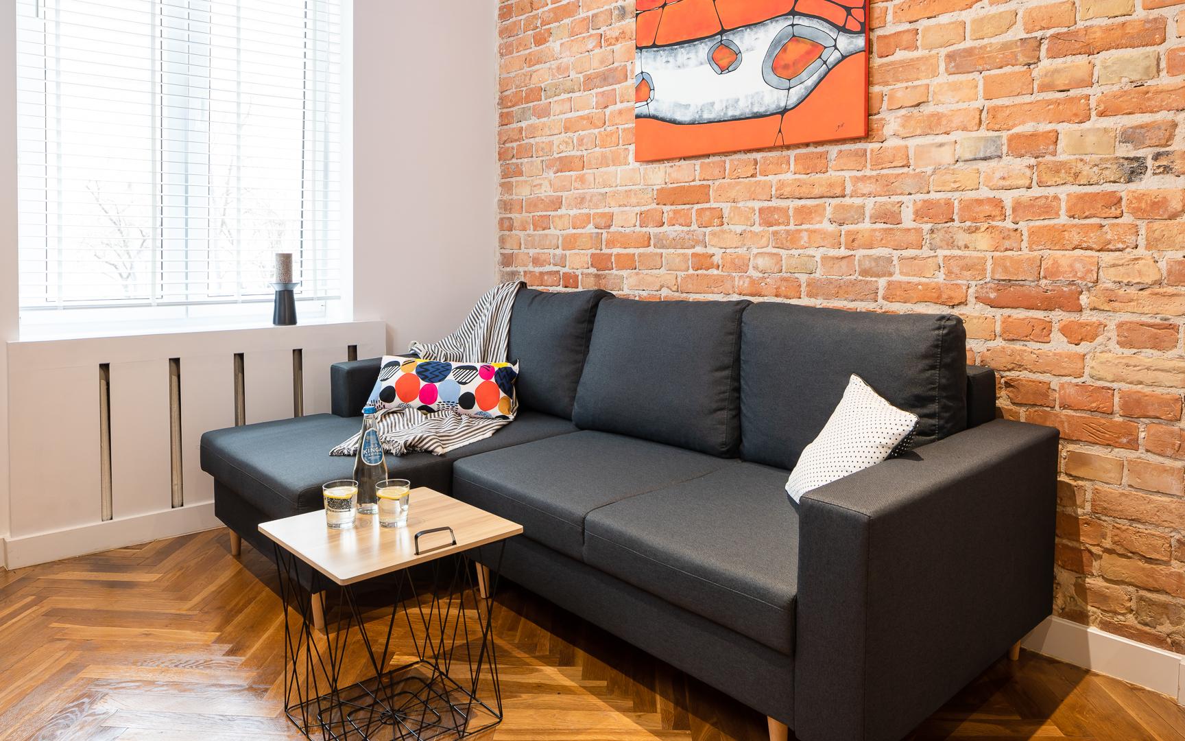 Orange at Wspolna Apartments - Citybase Apartments