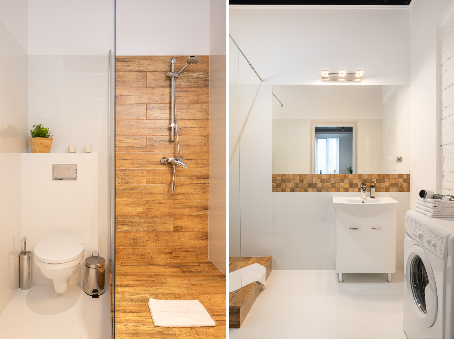 Toilet at Wspolna Apartments - Citybase Apartments
