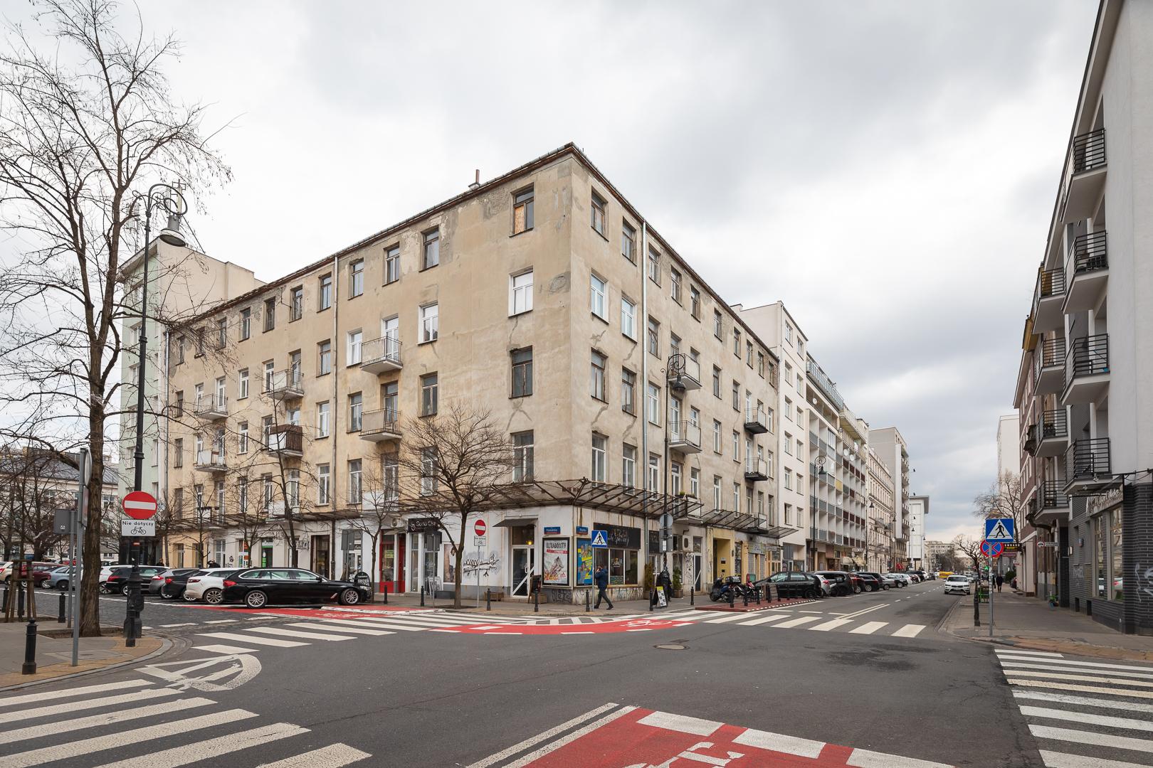 building at Wspolna Apartments - Citybase Apartments