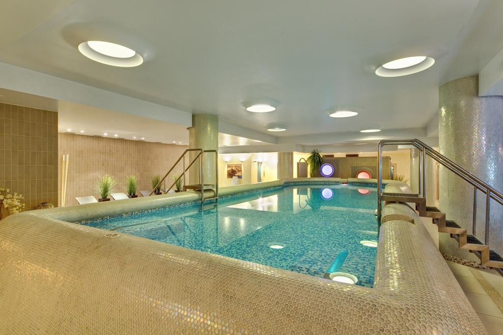 Pool at Mamaison All-Suites Spa Hotel Pokrovka - Citybase Apartments