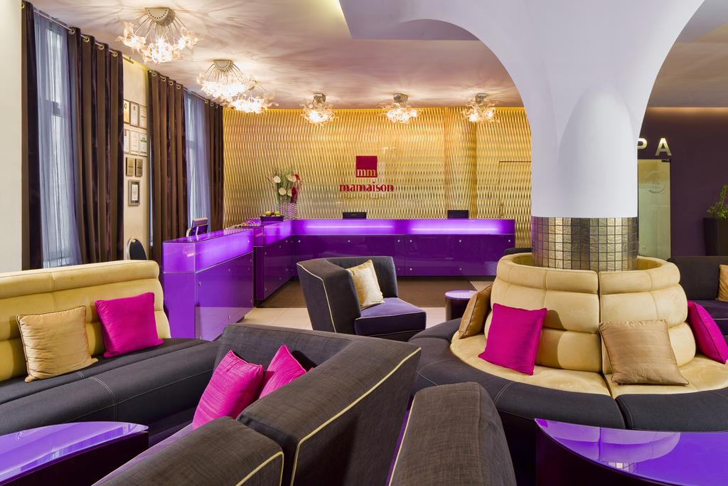Lobby at Mamaison All-Suites Spa Hotel Pokrovka - Citybase Apartments