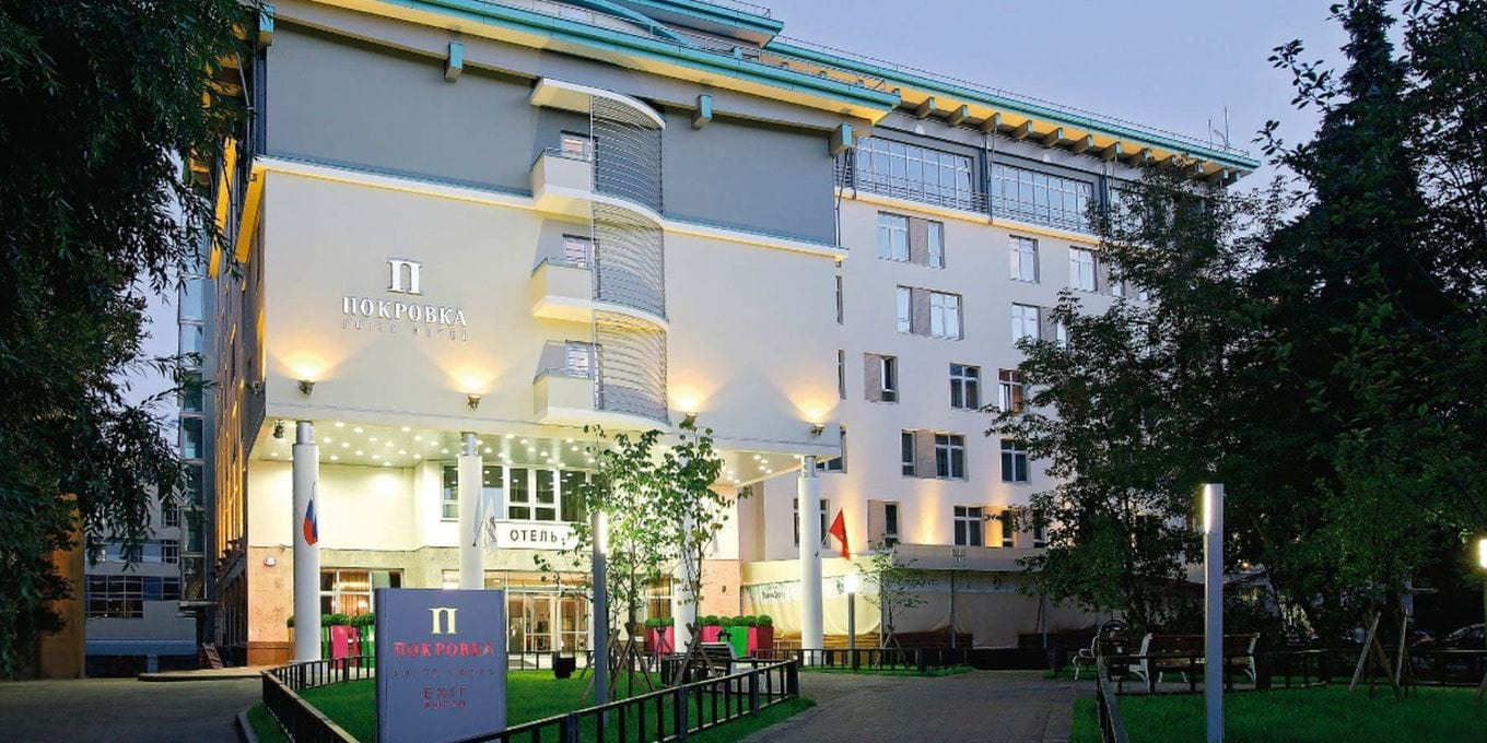 Exterior at Mamaison All-Suites Spa Hotel Pokrovka - Citybase Apartments