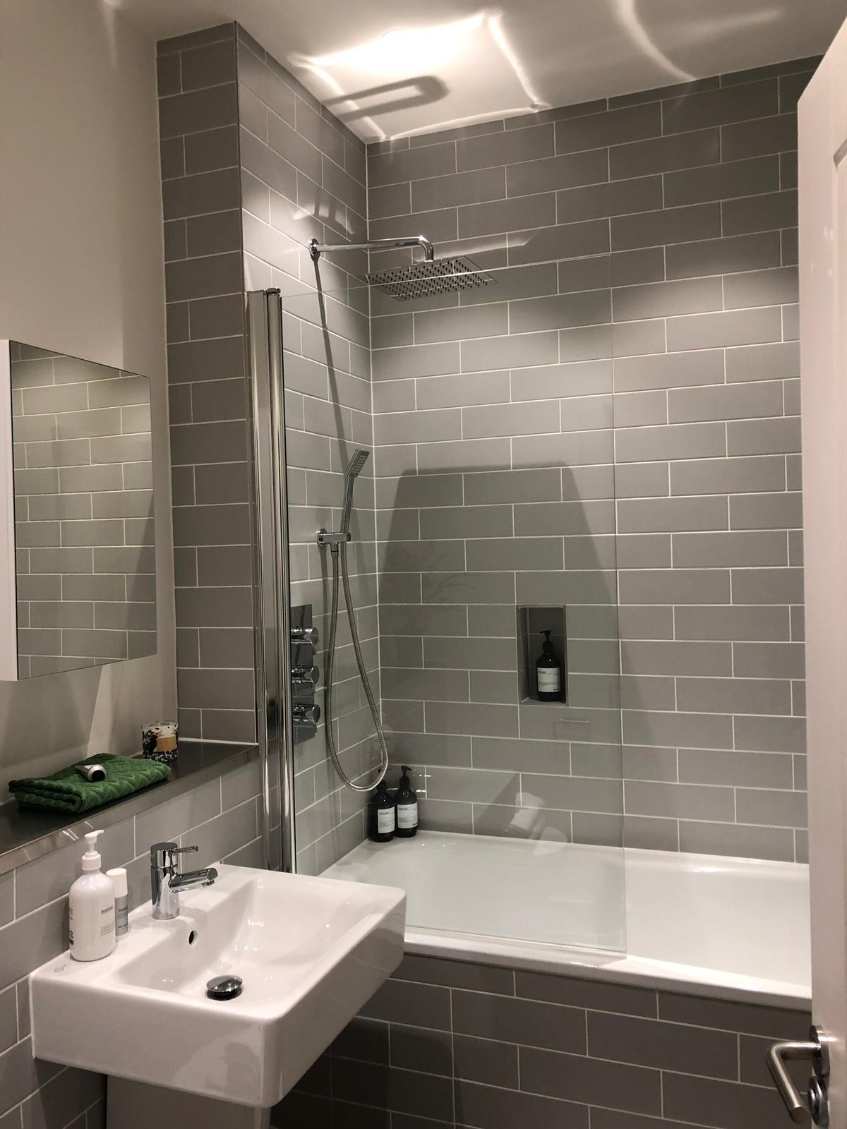 Bathroom at Shoreditch Apartments - Citybase Apartments