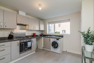 Washer at Blackstone Walk House - Citybase Apartments