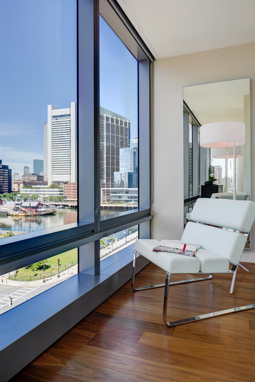 View at The Benjamin Serviced Apartments - Citybase Apartments