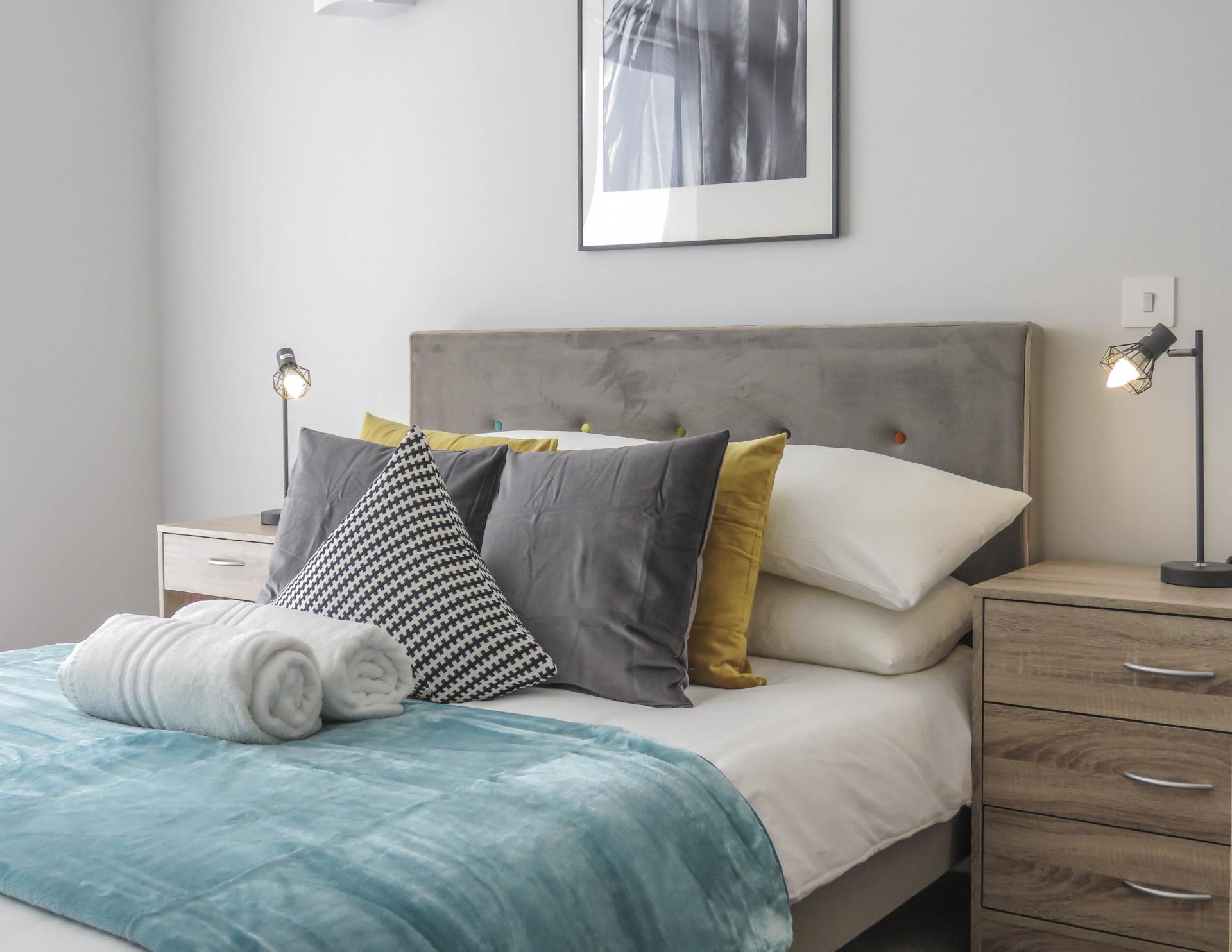 Pillow at Jewellery Quarter Serviced Apartments - Citybase Apartments