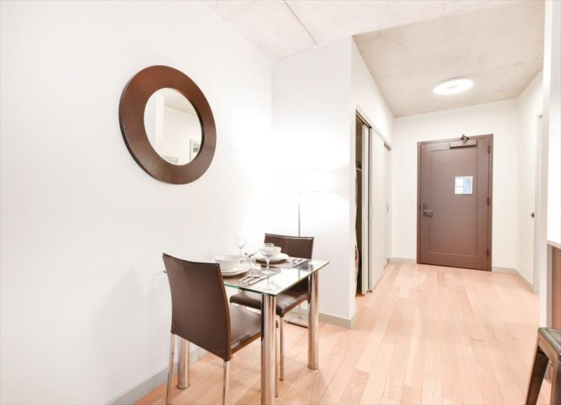 Table at 315 on A Apartments - Citybase Apartments