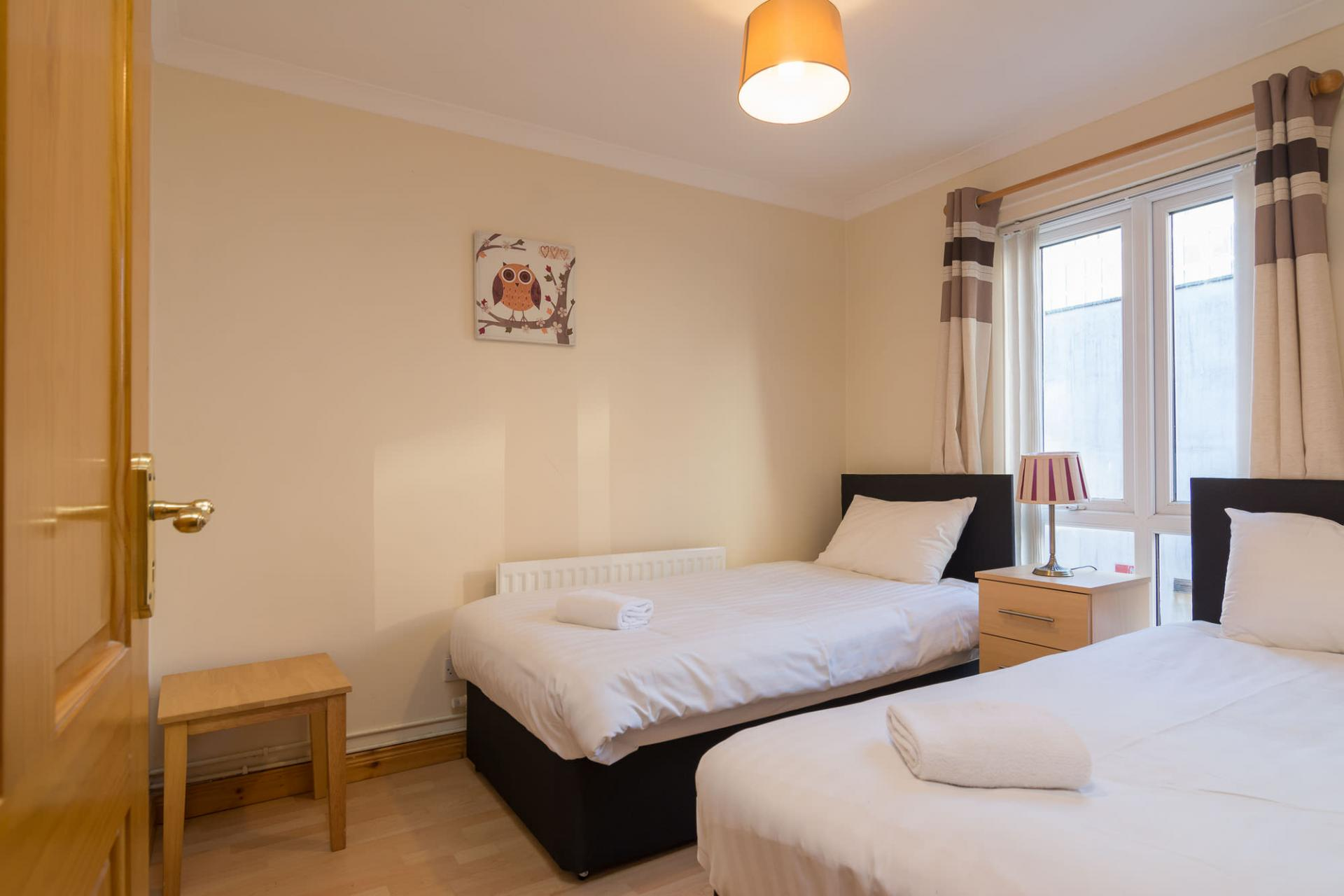 Bedroom at Ashburne Place Apartment - Citybase Apartments