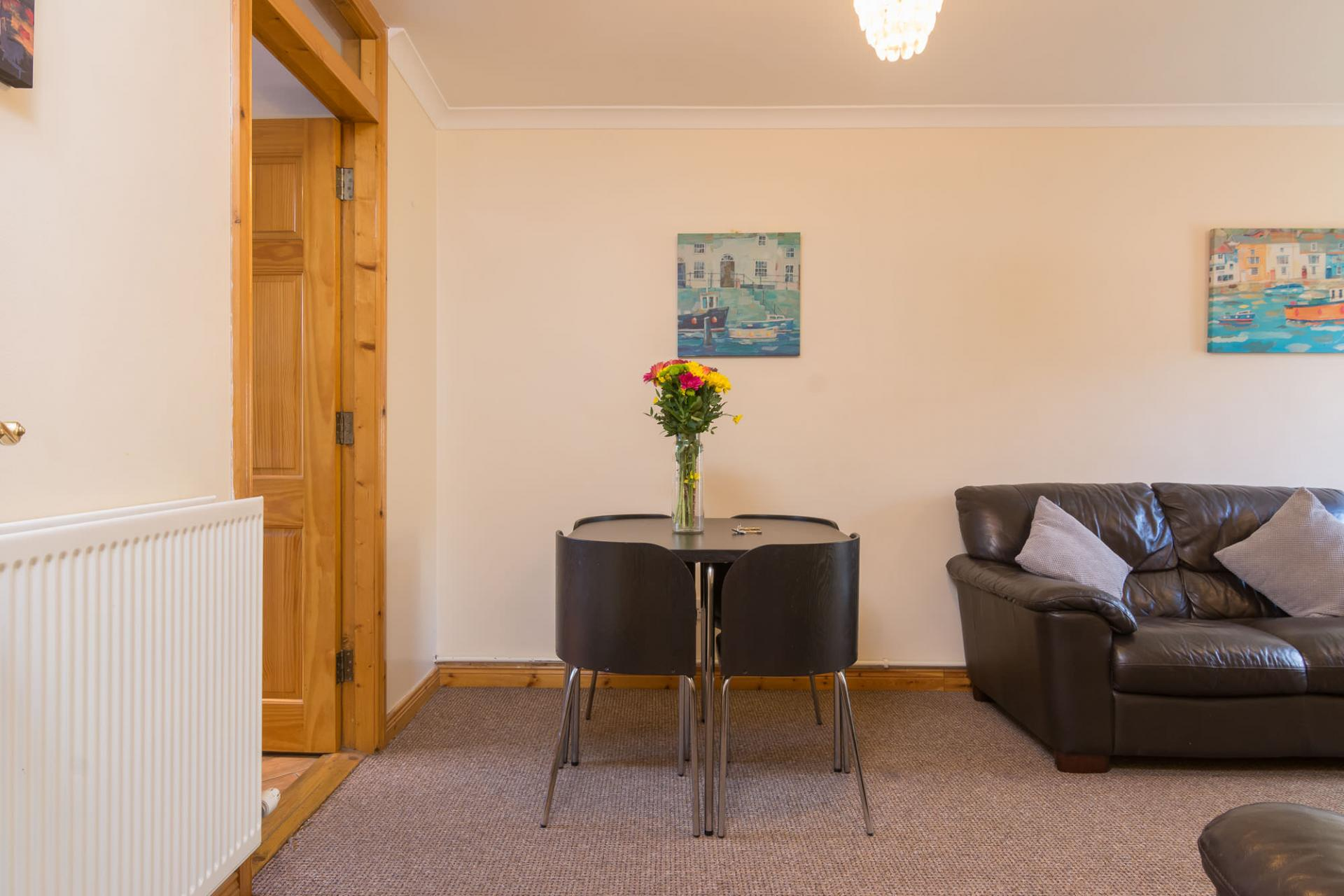 Open-plan at Ashburne Place Apartment - Citybase Apartments