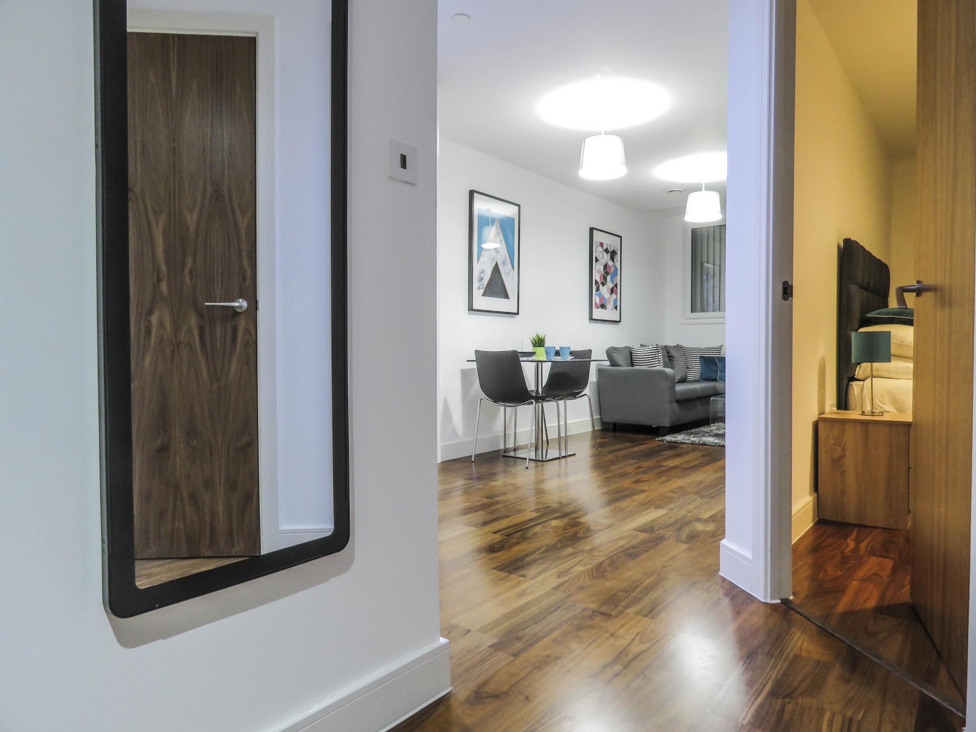 Hall at Hagley Road Serviced Apartment - Citybase Apartments