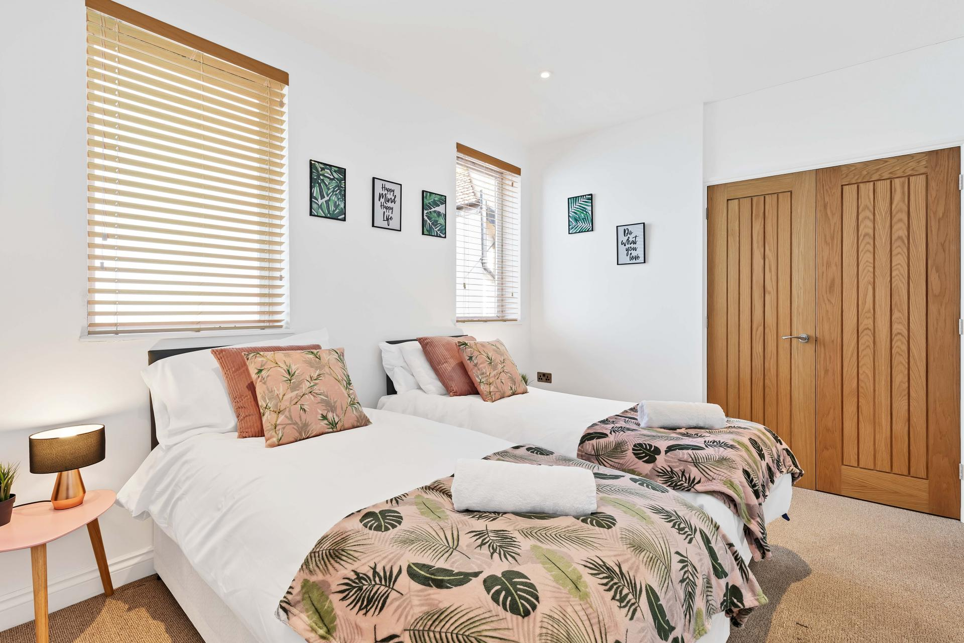 Bedroom at Seaview Heights - Citybase Apartments