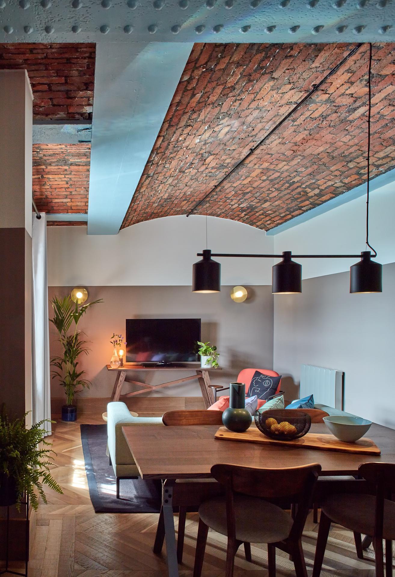 TV at Native Manchester Apartments - Citybase Apartments