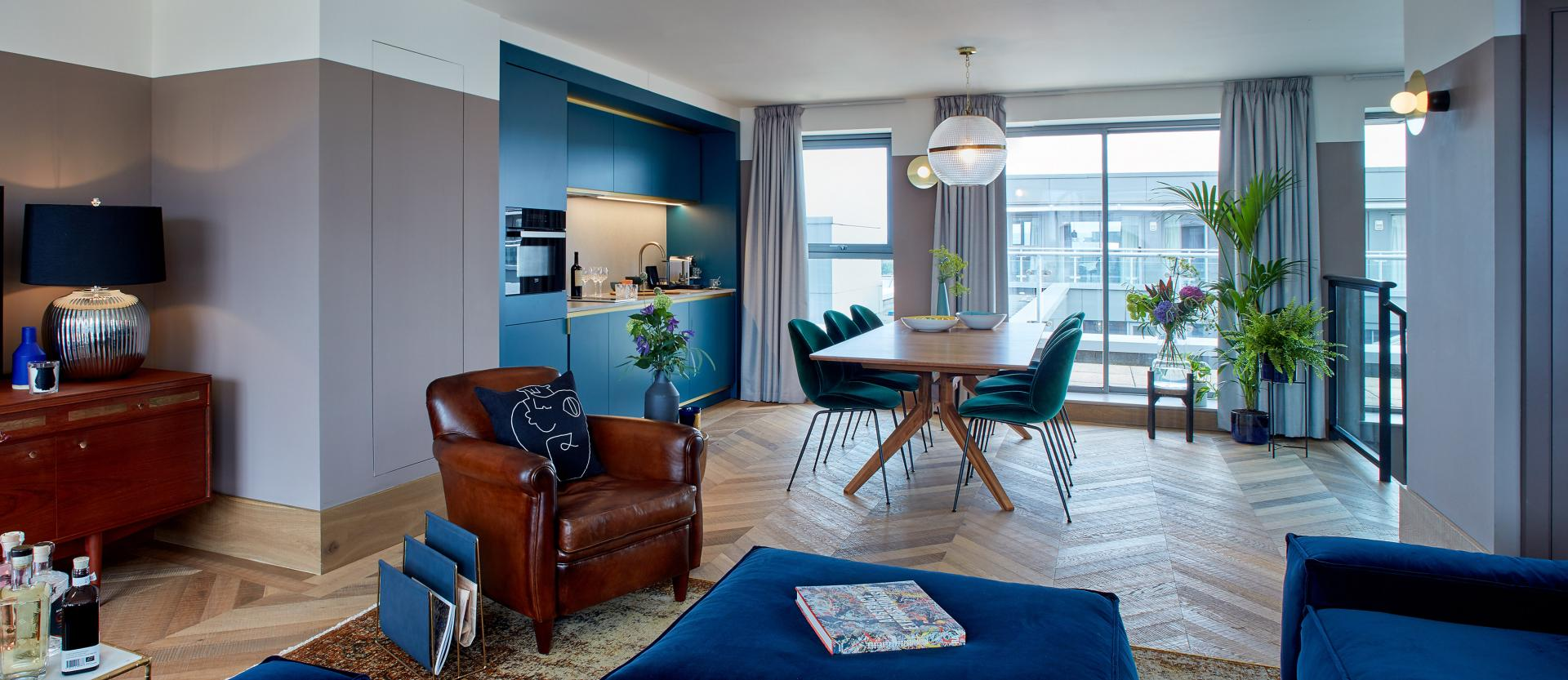 Penthouse at Native Manchester Apartments - Citybase Apartments