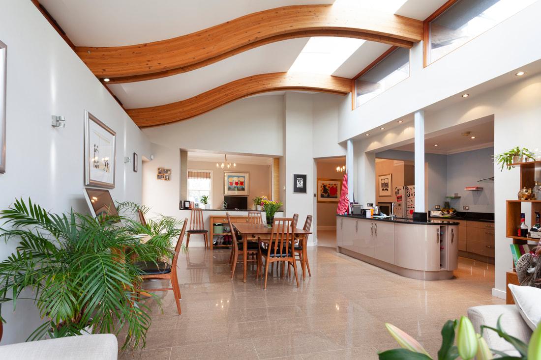 Kitchen at Trent Bridge House - Citybase Apartments