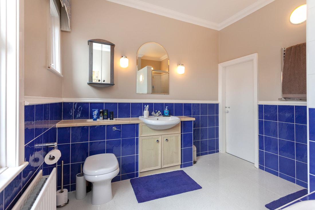 Blue at Trent Bridge House - Citybase Apartments