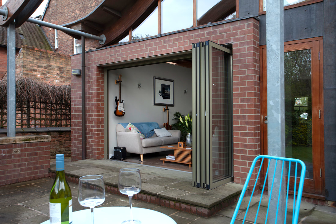 Open doors at Trent Bridge House - Citybase Apartments