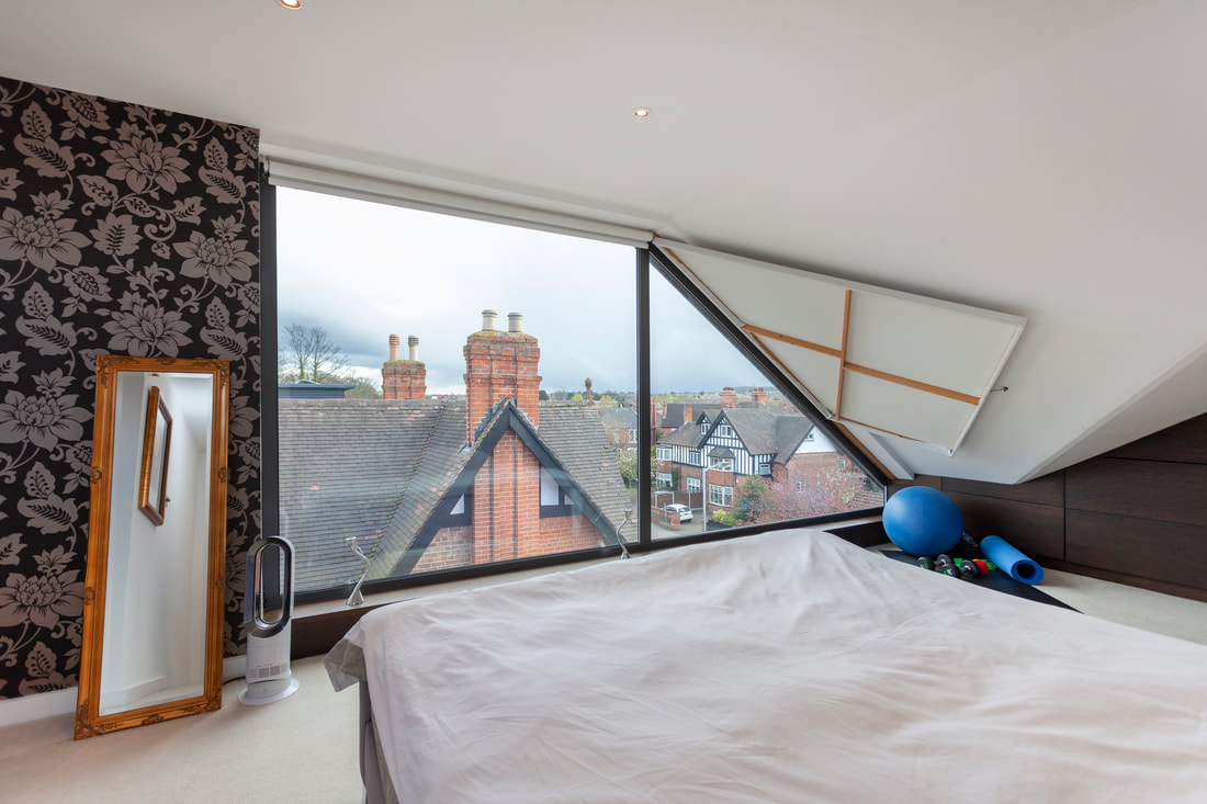 View at Trent Bridge House - Citybase Apartments