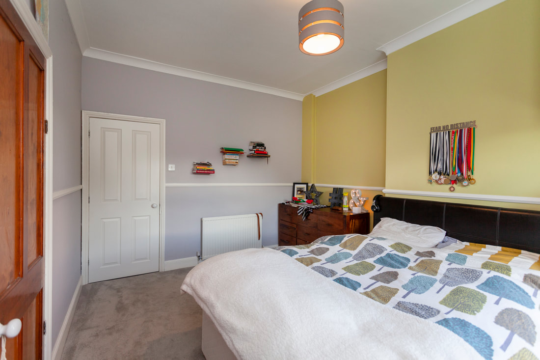 Door at Trent Bridge House - Citybase Apartments