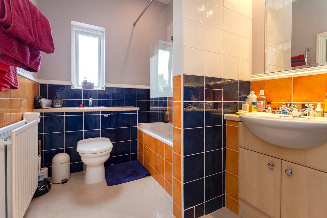 Orange at Trent Bridge House - Citybase Apartments