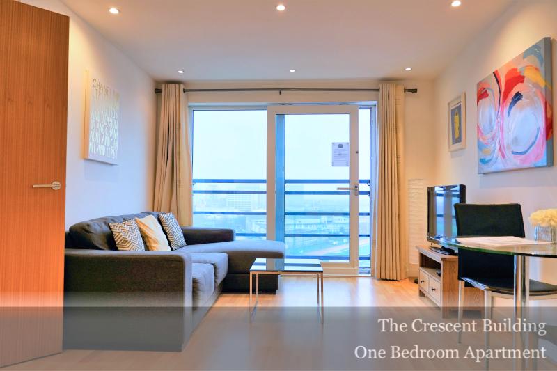 Balcony room at Gunwharf Quays Serviced Apartments, Gunwharf Quays, Portsmouth - Citybase Apartments