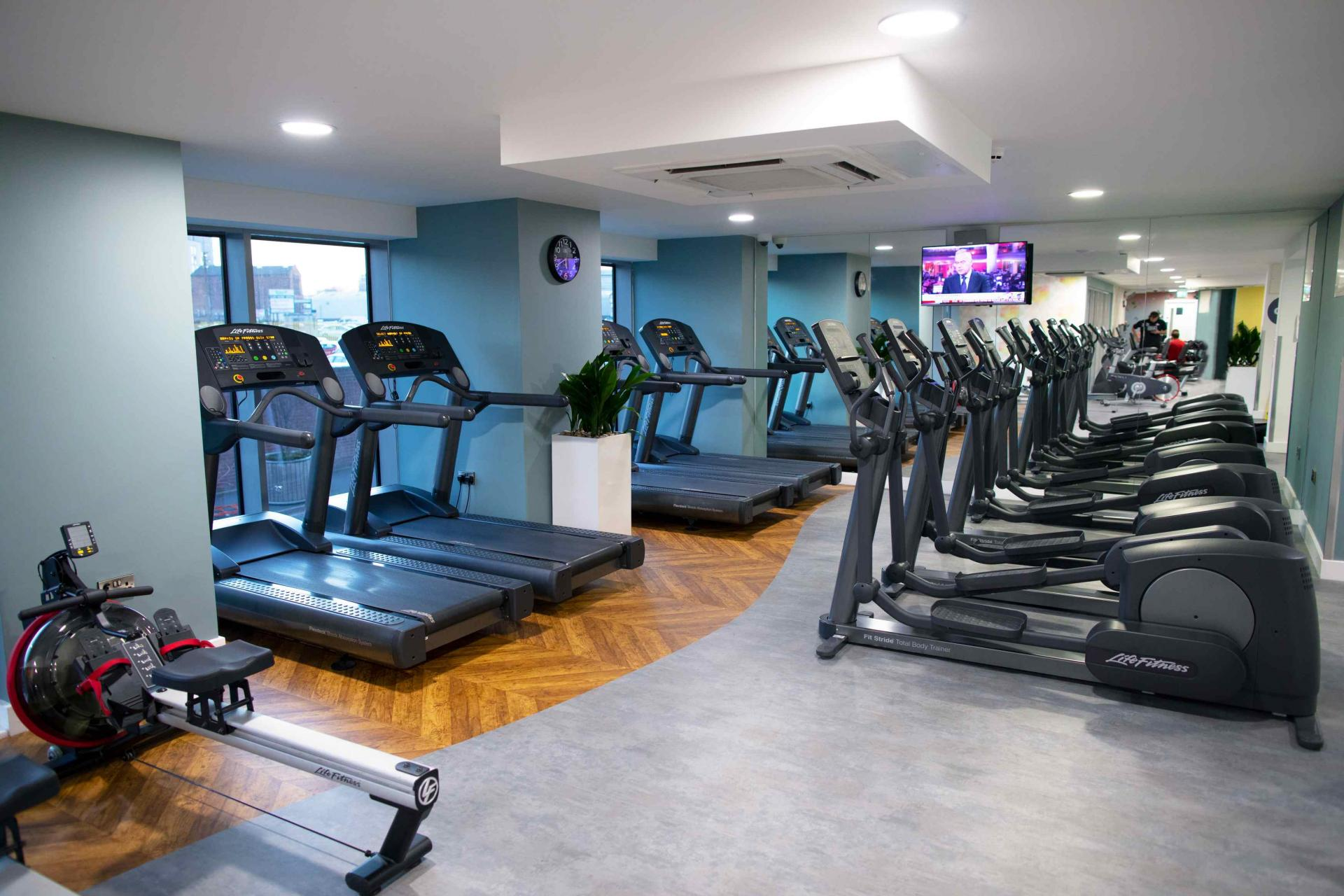 Cardio at Manchester Greengate Apartments - Citybase Apartments