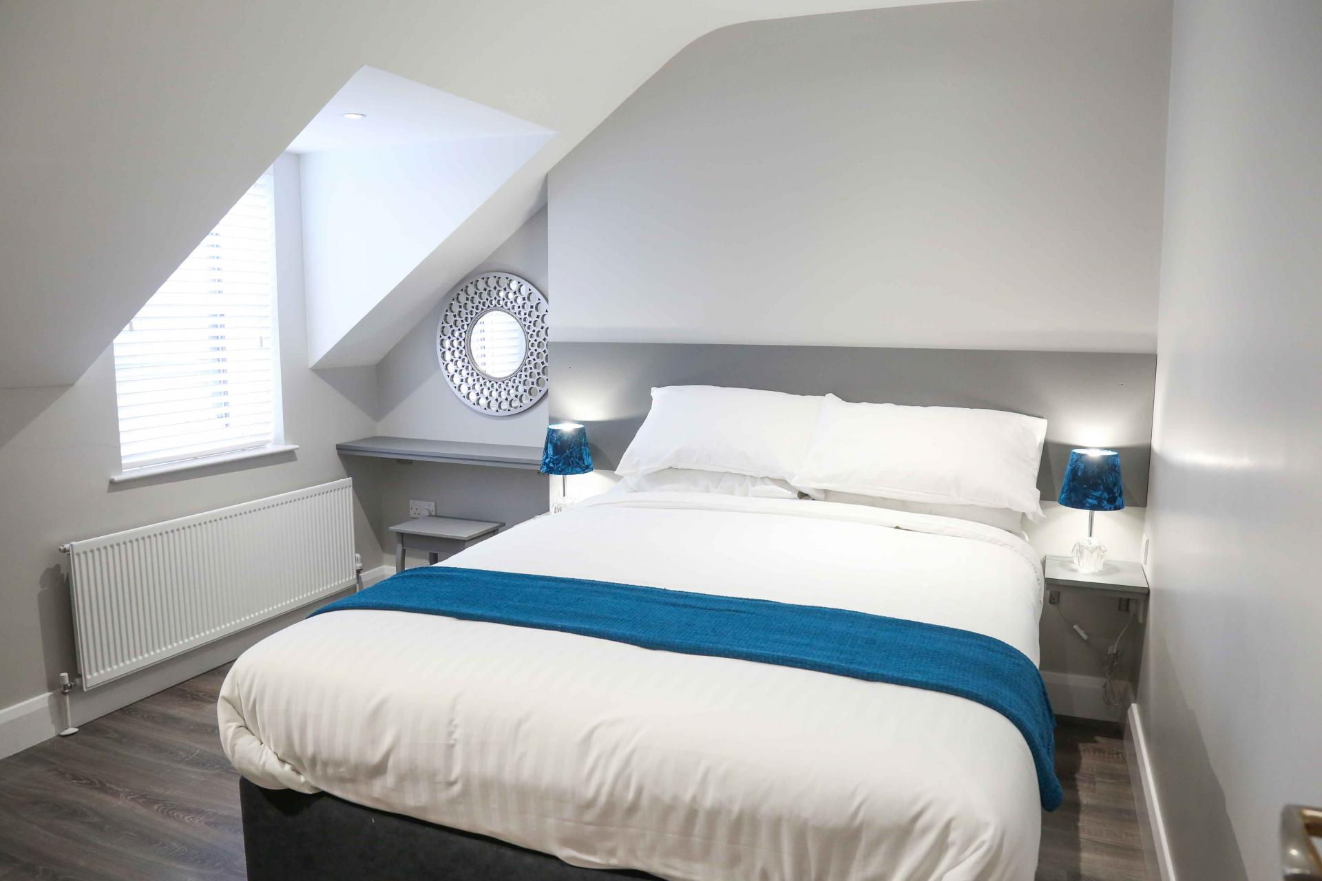 Bedroom at Eglantine Apartments - Citybase Apartments