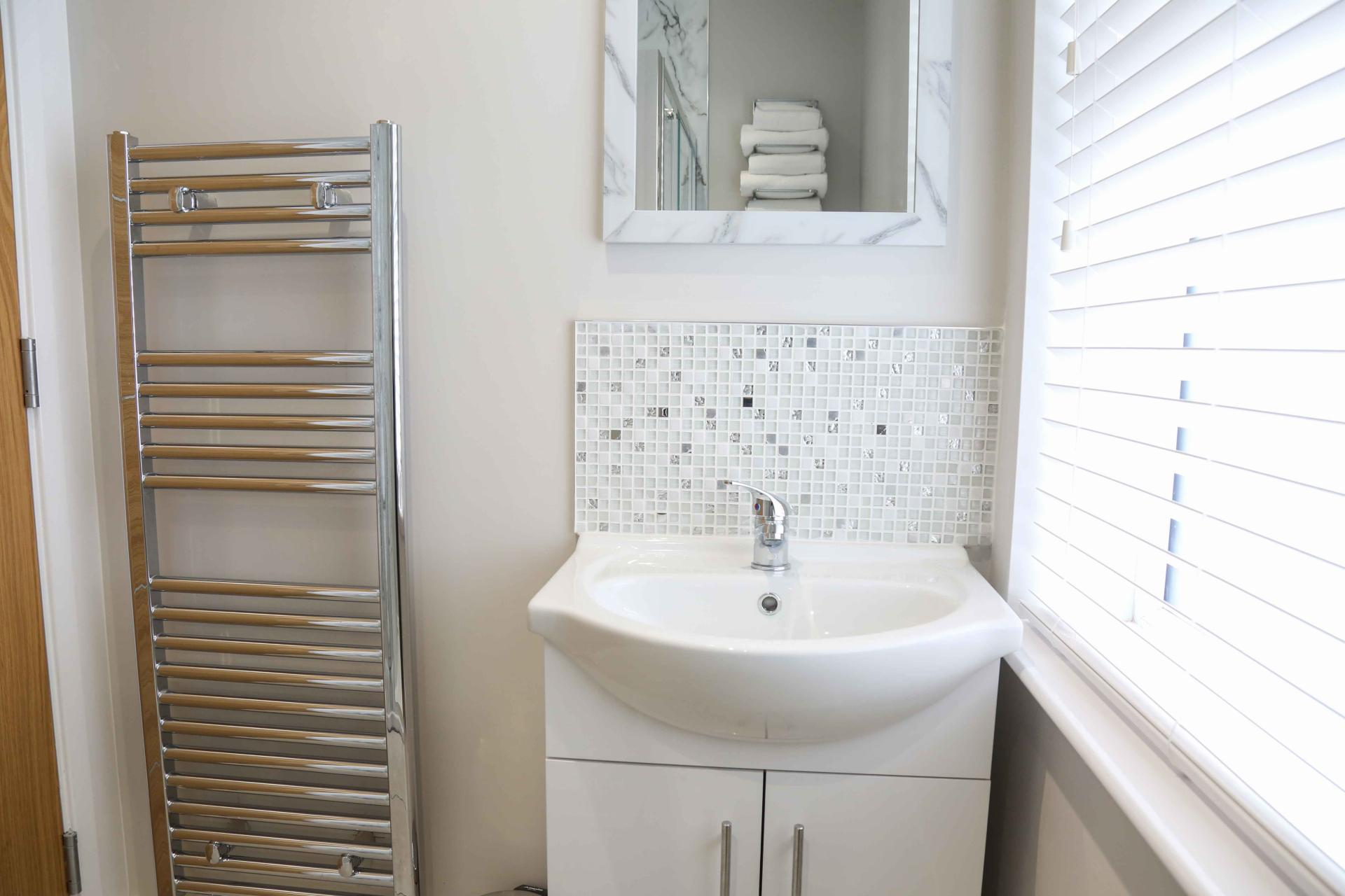 Sink at Eglantine Apartments - Citybase Apartments