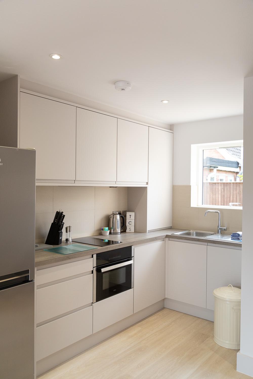 Kitchen at Park House Duplex Apartments - Citybase Apartments