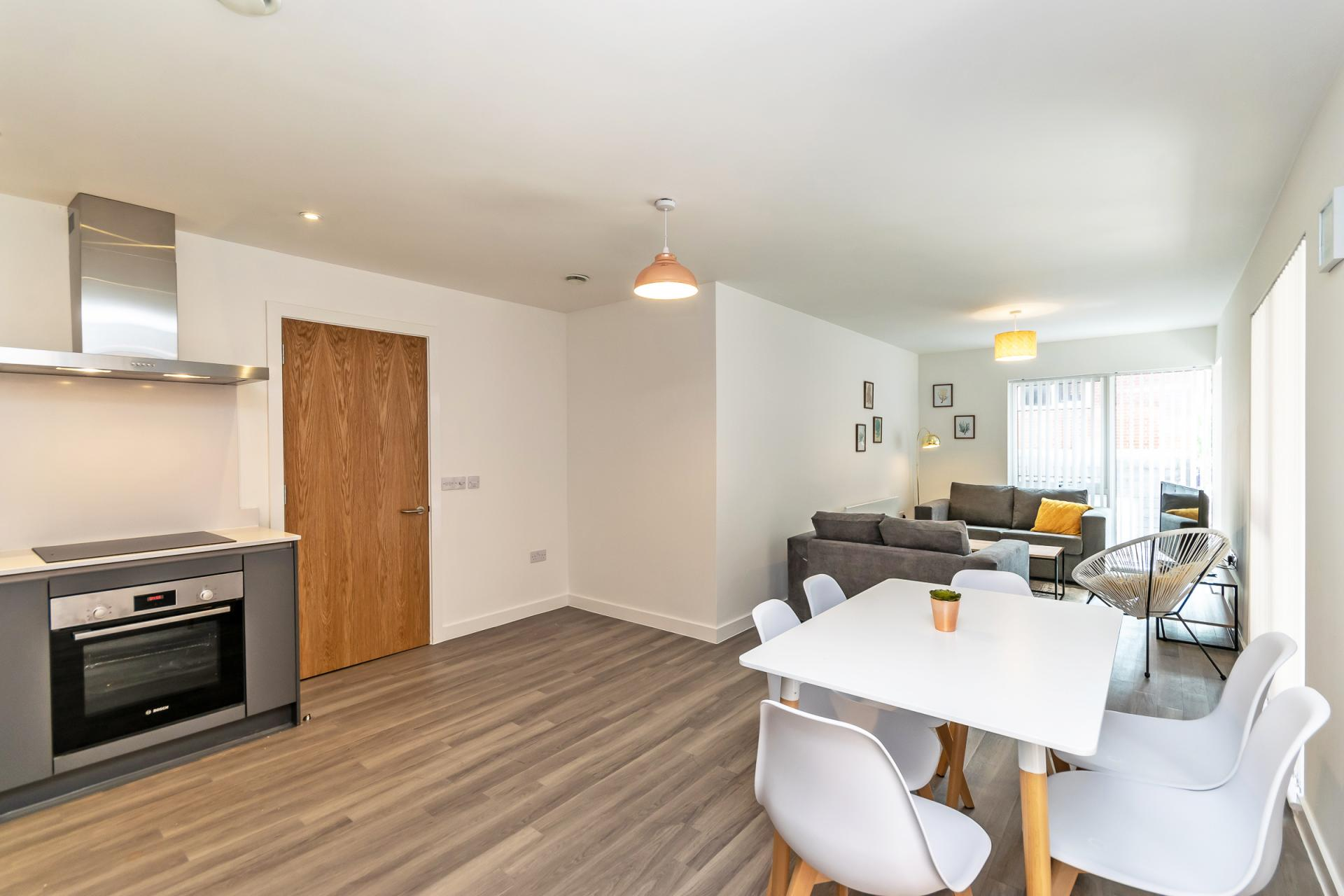 Layout at Halo House Serviced Apartments, Green Quarter, Manchester - Citybase Apartments