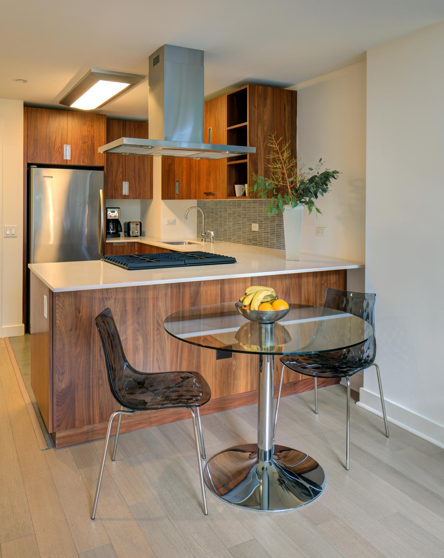 Kitchen at Abington House Apartments - Citybase Apartments