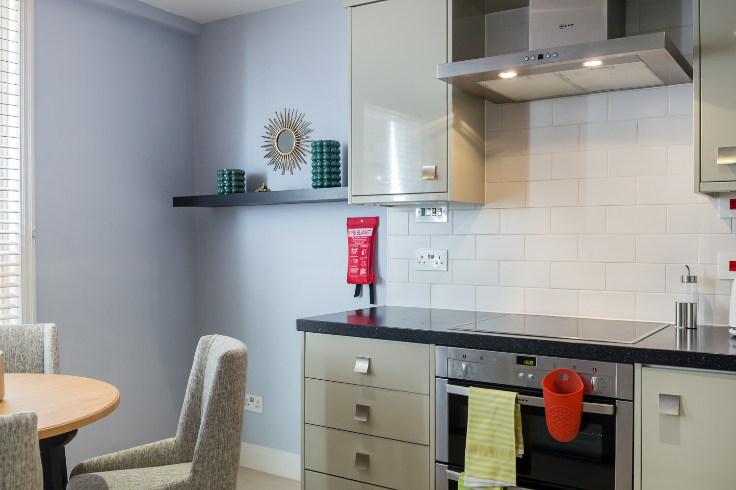Oven at Covent Garden Serviced Apartments - Citybase Apartments