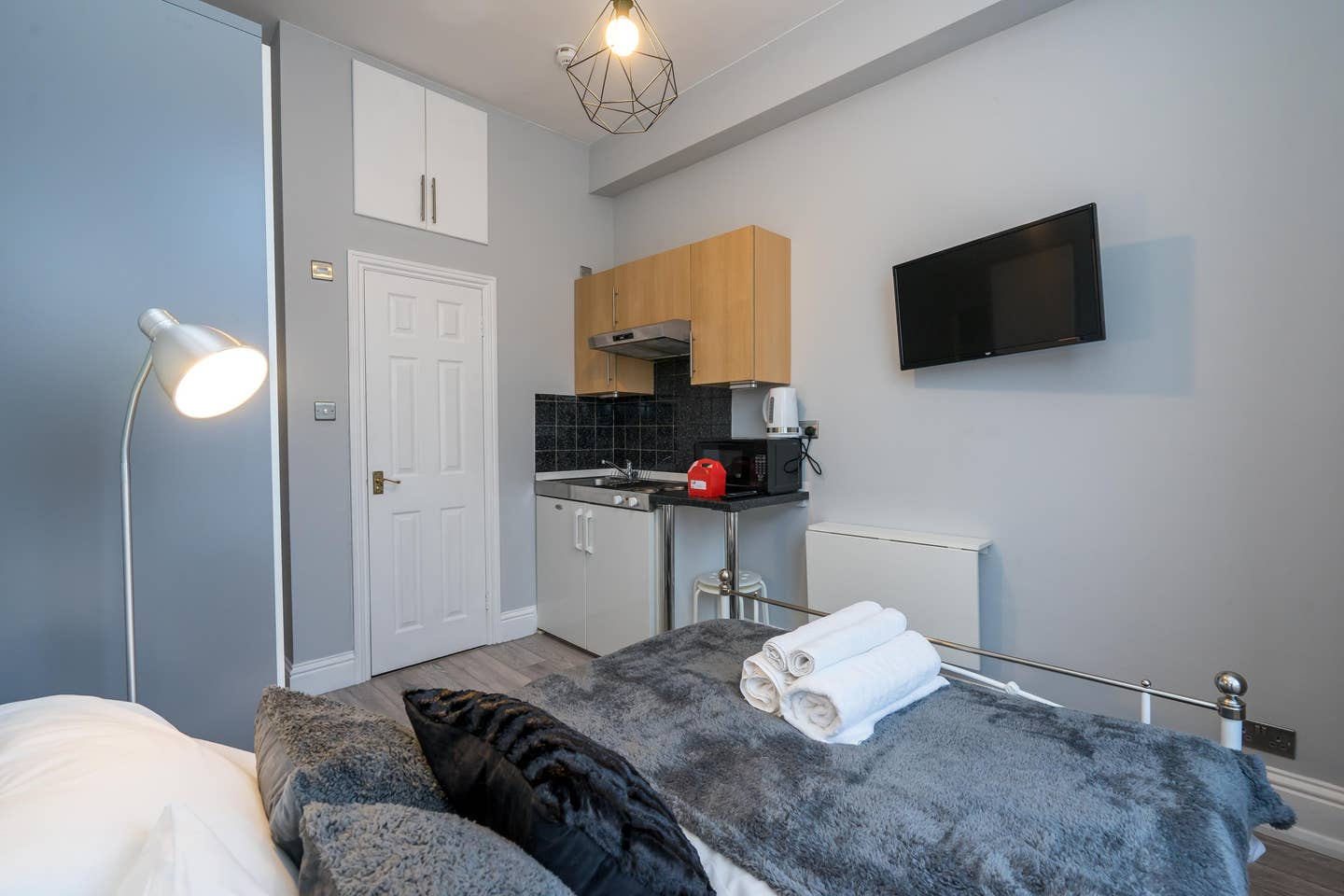 TV at West London Serviced Apartments - Citybase Apartments