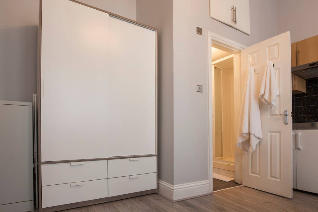 Storage at West London Serviced Apartments - Citybase Apartments