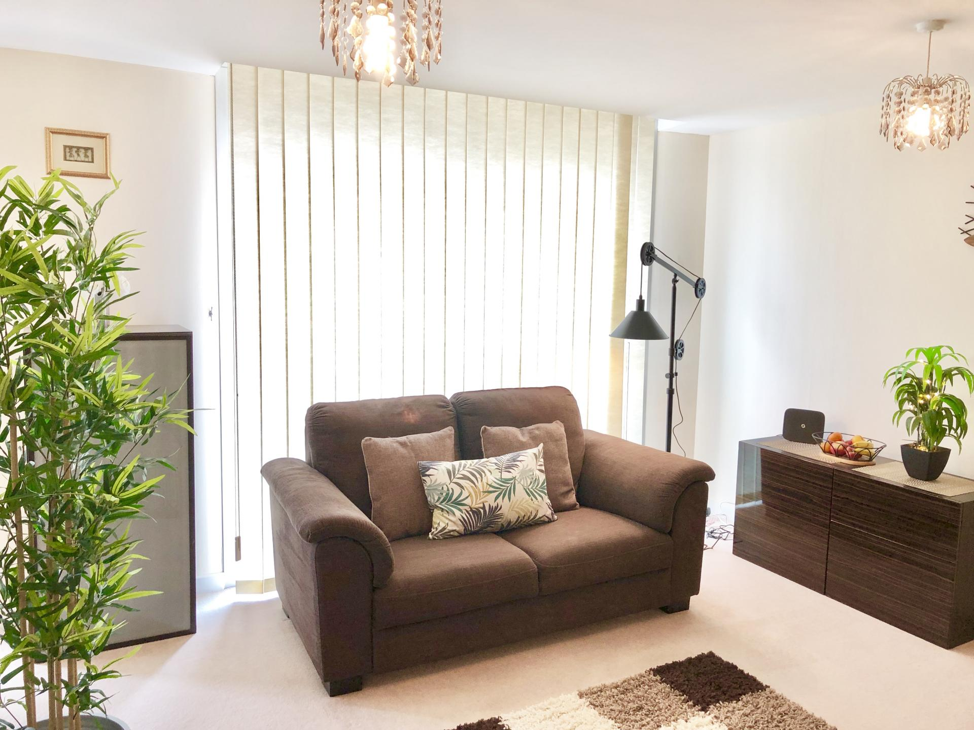 Lounge at The Hub Serviced Apartments - Citybase Apartments