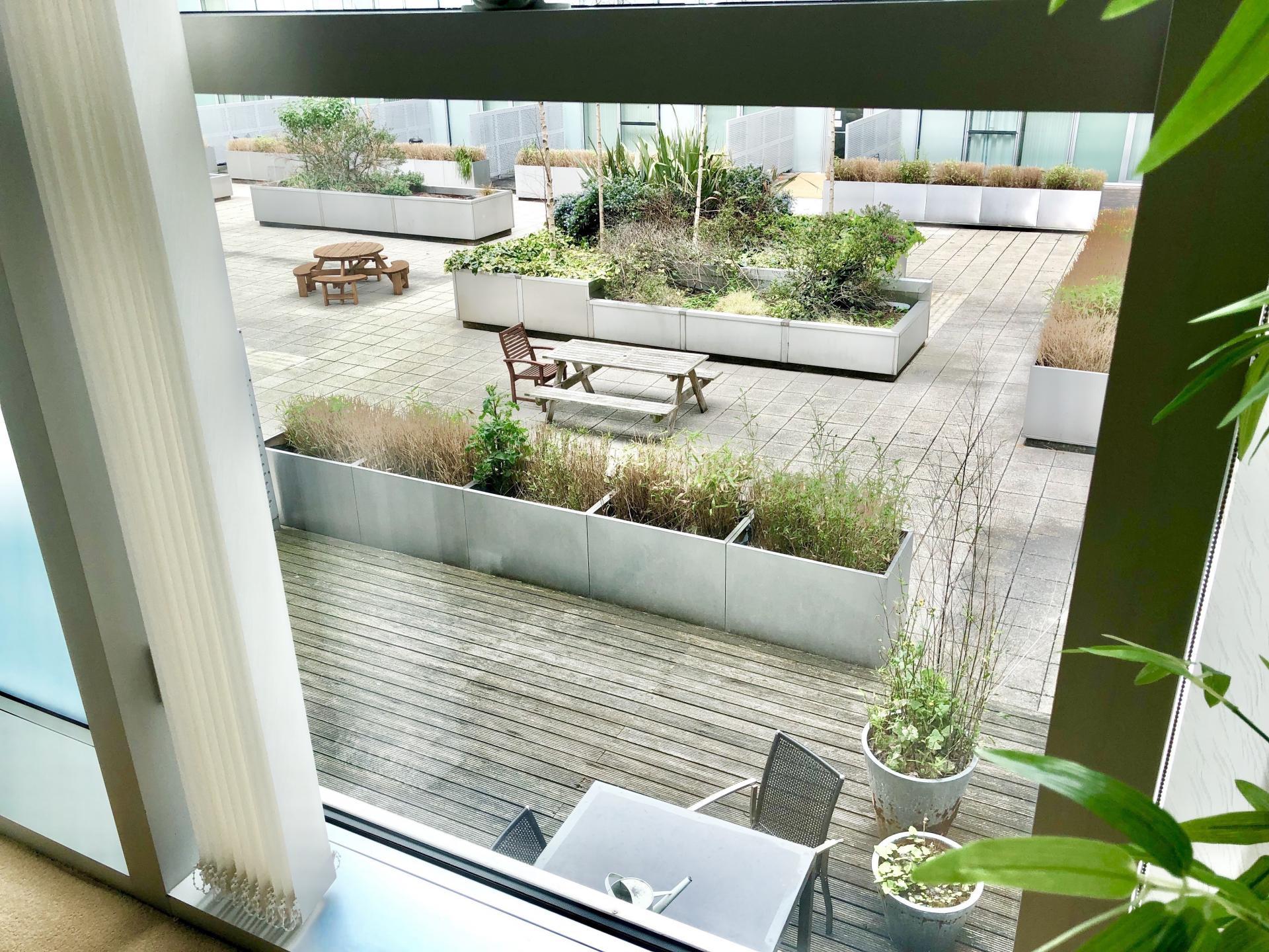 Garden at The Hub Serviced Apartments - Citybase Apartments