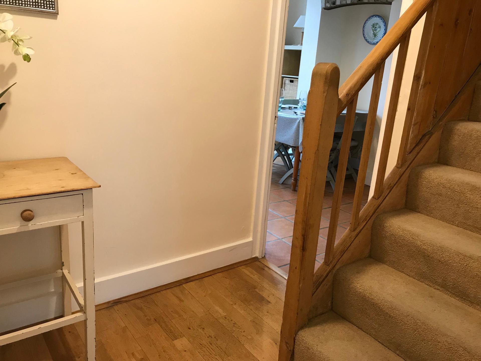 Hallway at Abbey Road Apartment - Citybase Apartments